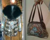 Единственная шуба норка капюшон лиса пояс сумка, в Калининграде
