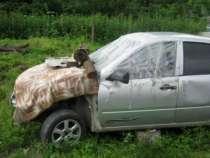 битый автомобиль ВАЗ 2190 Granta, в Краснодаре