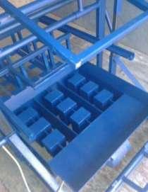станок для шлакоблока Ип стройблок ВСШ   2    4    6, в Армавире