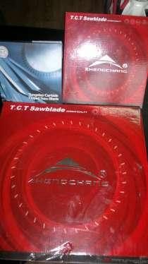 Пильные диски для форматно-раскроечных станков, в Челябинске