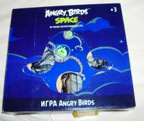 Деревянная игра с мишенями Angry Birds, в Москве