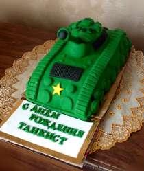 Торт, в Москве
