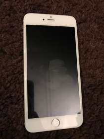 IPhone 6 plus 128gb белый, в Москве