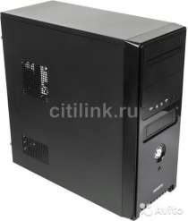 Корпус ATX gigabyte GZ-F2, Midi-Tower, без бп, в Нижнем Новгороде