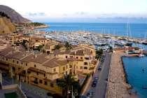 Недвижимость в Испании, Квартира с видами на море Альтеа, в г.Altea