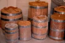Деревянные бочки для солений купить, в Москве