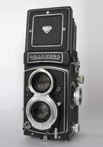 Фотоаппарат пленочный Rolleicord, в Москве