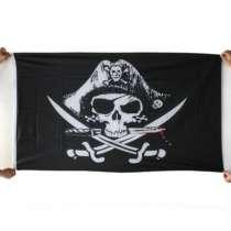 """Пиратский флаг """"Веселый Роджер&qu, в Набережных Челнах"""