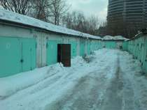 Продам гараж (бетонный бокс), в Москве
