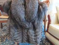 Меховой жакет из чернобурки 48-50 раз, в г.Алматы