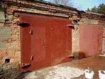 Ворота гаражные металлические, в Бердске