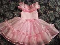 Нежное нарядное платье для девочки 2-3-х лет, в г.Феодосия