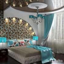 Натяжной потолок Люстра из потолка, в Казани
