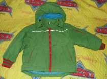 Куртка мембрана на синтепоне + флис есть карманы на молнии и, в Москве