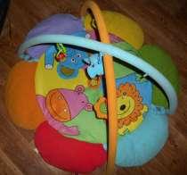 Продам детский развивающий коврик с игрушками 1000 руб, в г.Анжеро-Судженск