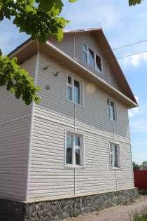 Продам 3х этажный катедж на берегу Оби, в Новосибирске