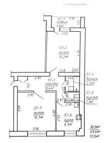 Продам / Обменяю квартиру в г.п Корма на квартиру в г.Гомель, в г.Гомель