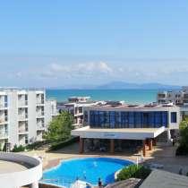 Двухуровневая квартира с видом на море, в г.Бургас
