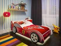 Кроватки-машинки детские с ящиками, в Стерлитамаке