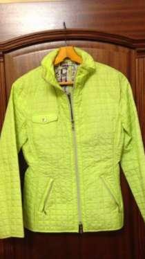 Салатовая куртка, стеганая, в Мурманске