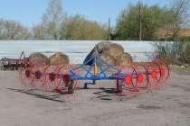 Грабли-ворошилки валковые ГВВ-6, в Юрге