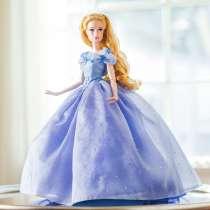 Коллекционная лимитированная кукла Золушка Дисней США, в Москве
