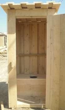 Туалет дачный, в Кемерове