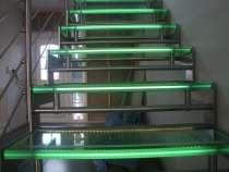Подсветка перил и лестниц, в Нижнем Новгороде
