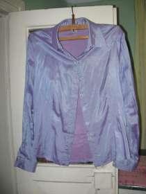 Блузка сиреневая 52 размер, в г.Николаев