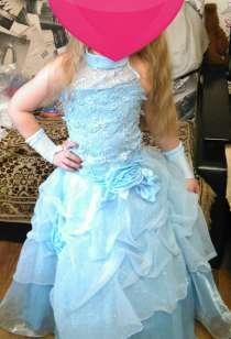 Платье для девочки р. 124-128, в Оренбурге