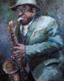 Саксофонист на час, в Чите