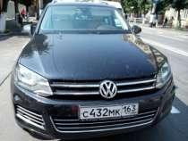 внедорожник Volkswagen Touareg, в г.Самара