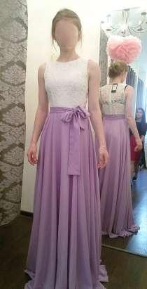 Платье нарядное длинное, в Москве