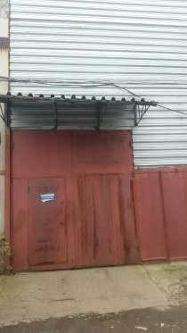 Холодный склад с воротами на Седова, в Санкт-Петербурге