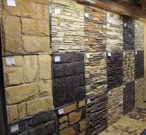Декоративный камень для внутренней и внешней отделки, в г.Югорск