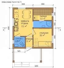 Строительство домов и бань, в Уфе