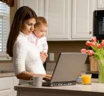Работа в интернете на дому для мамочек, студентов, пенсионер, в Красноярске