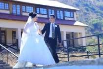 Продаю очень красивую европейскую свадебную платье, в г.Алматы
