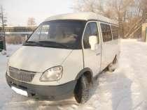 микроавтобус ГАЗ 32213, в Ангарске