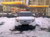 внедорожник Ford Explorer, в Санкт-Петербурге