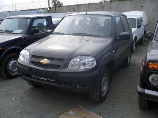 Продажа авто, Chevrolet, Niva, Механика с пробегом 1 км, в Челябинске Фото 4