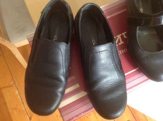 Туфли детские школьные