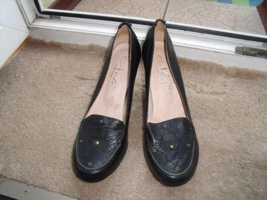 Элегантные туфли Noto collection р.38 кожа в Санкт-Петербурге Фото 2