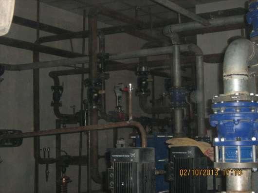 Монтаж демонтаж трубопровода/вентиляции
