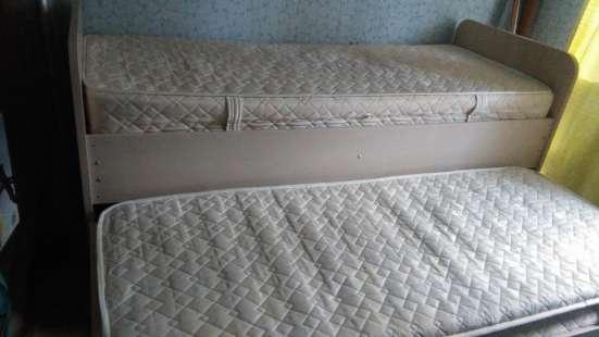 Кровать двухъярусная-выдвижная в Москве Фото 3
