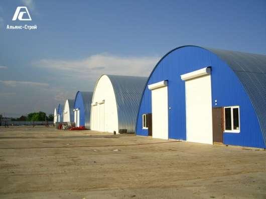 Строительство зернохранилищ в Краснодаре Фото 2
