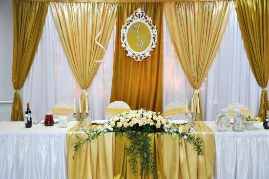 Красивое оформление свадеб в Москве Фото 4
