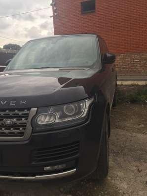Reng Rover в отличном состоянии не битая один владелец зимни