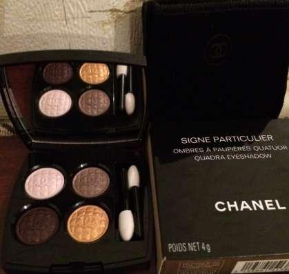 Chanel Quadra Eyeshadow Signe Particulier