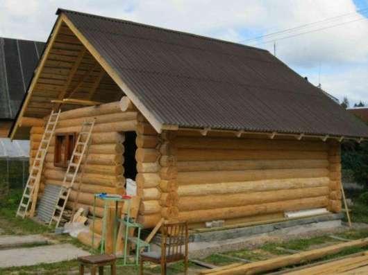 Срубы для домов и бань в Кирове Фото 3